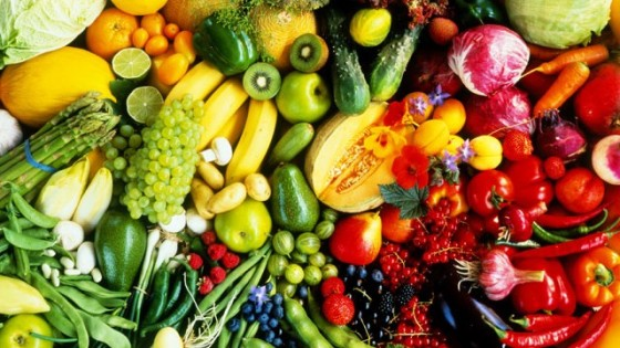 Fruit and Veggie Color Blend